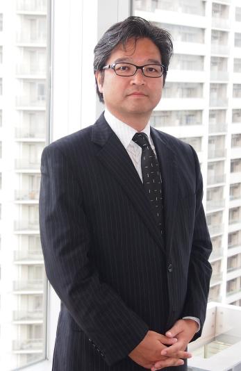 写真:代表取締役社長 飯嶌 政治