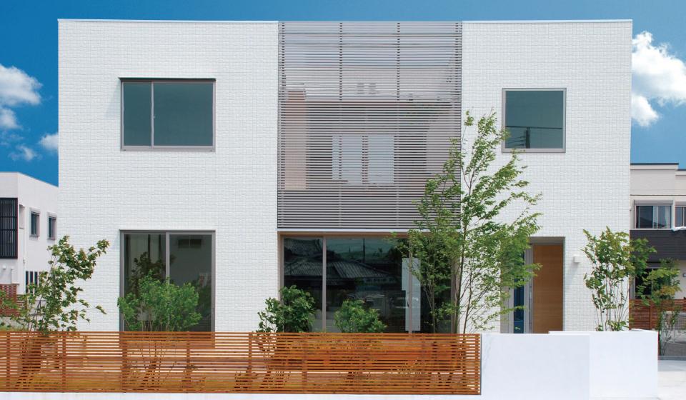 写真:jupiterの一軒家の外観